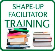 Shape-Up Facilitator training day: TBC